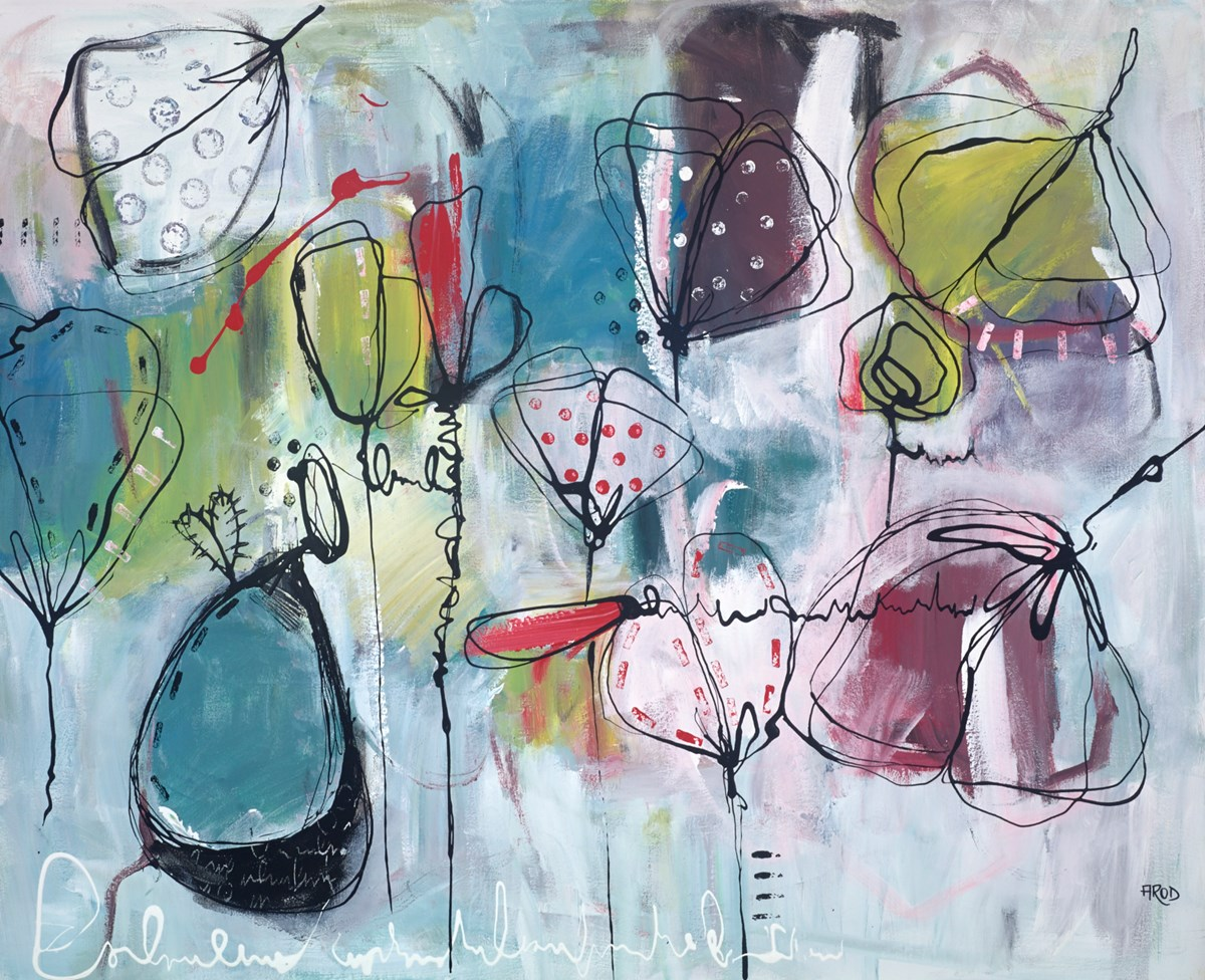 TBC #3 by annie rodrigue -  sized 29x24 inches. Available from Whitewall Galleries